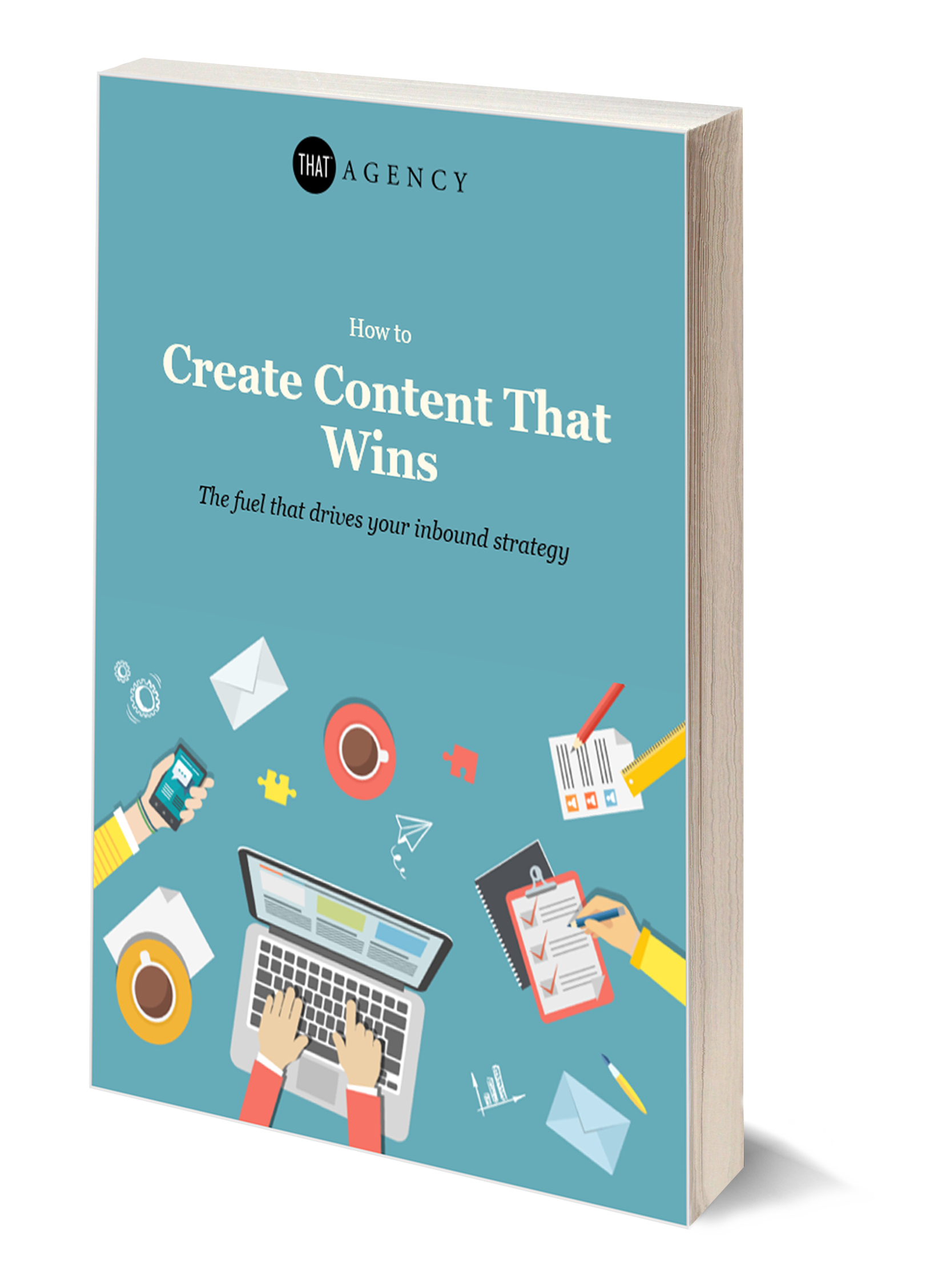 Create Content THAT Wins | THAT Agency