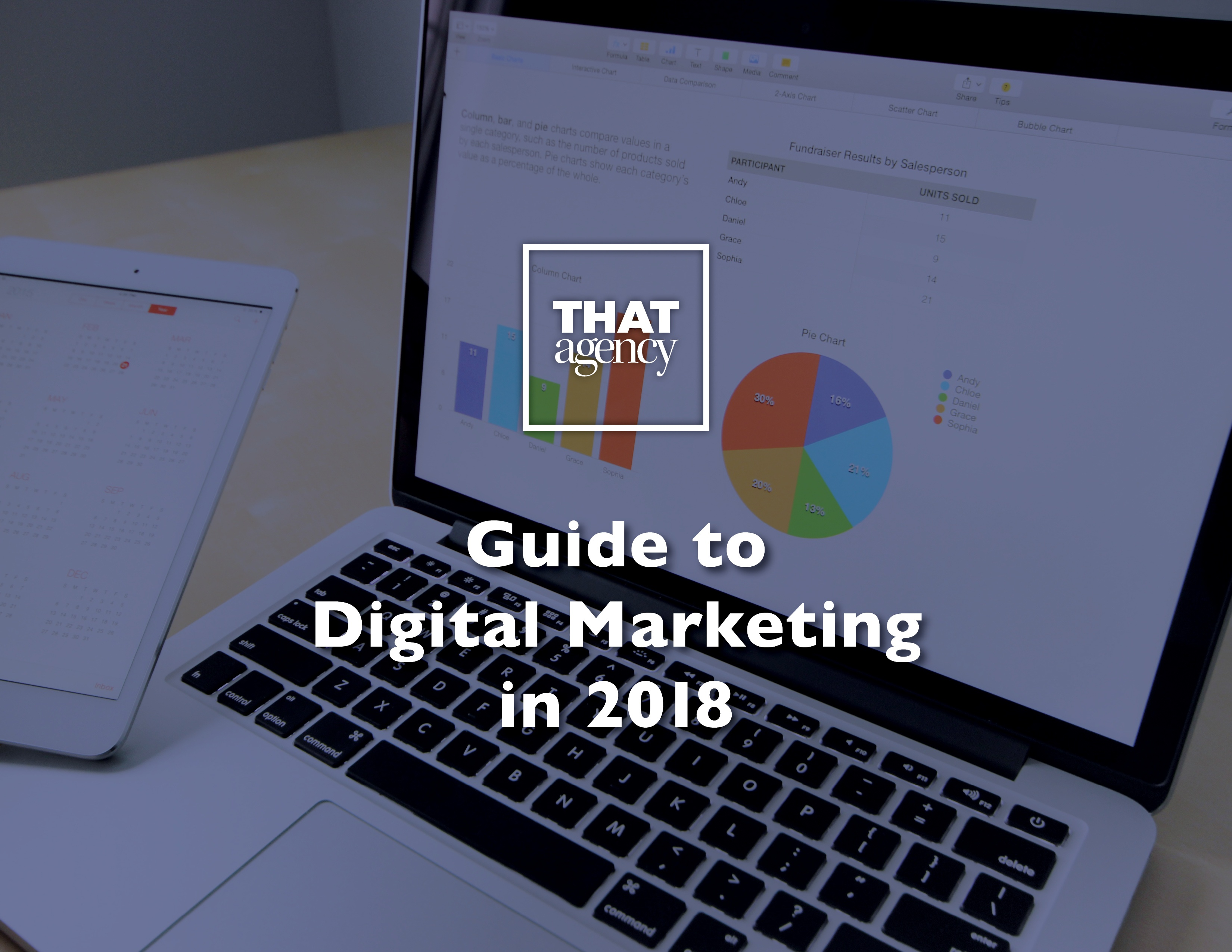2018 Digital Marketing Guide | THAT Agency