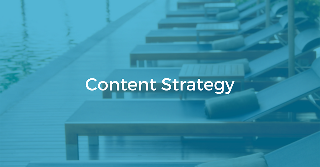 Hotel Content Marketing | THAT Agency