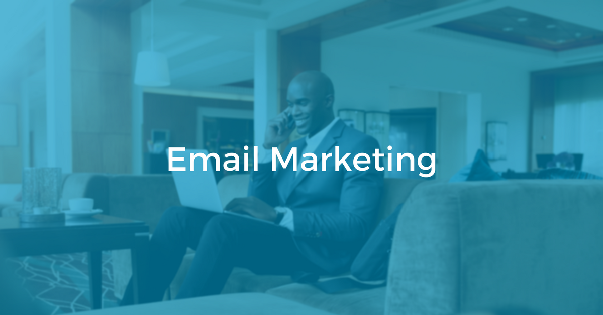 Hotel Email Marketing   THAT Agency