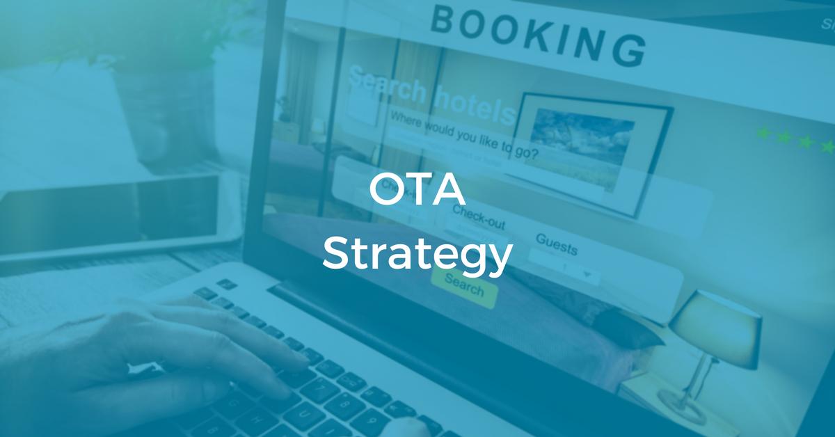 Hotel OTA Strategy   THAT Agency
