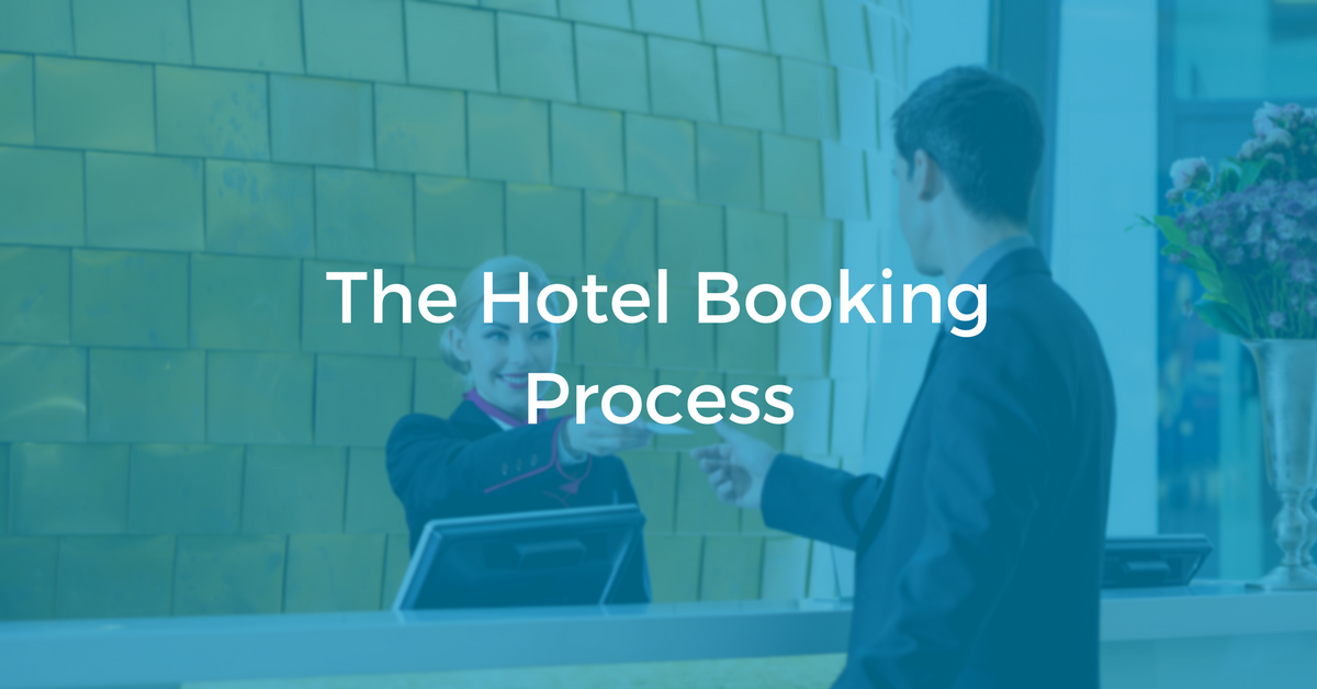The Hotel Booking Process   THAT Agency