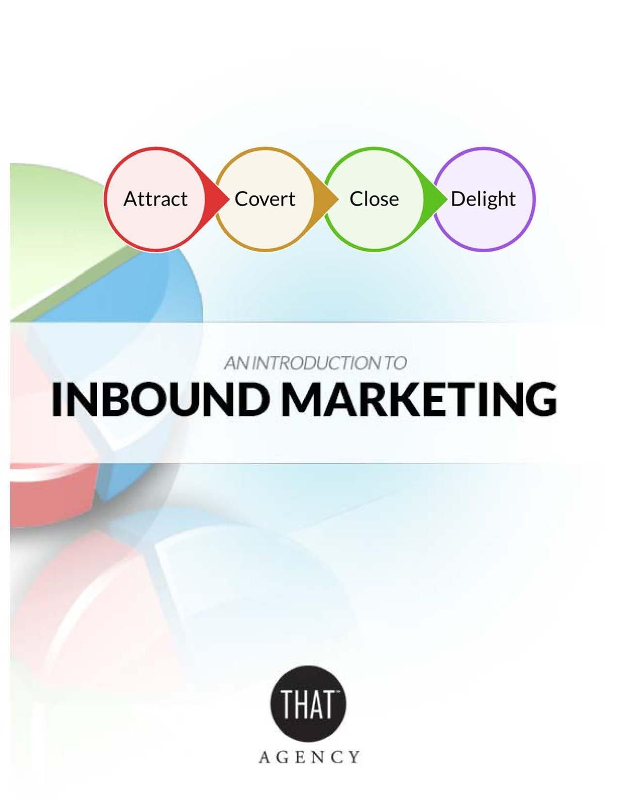 Inbound Marketing Whitepaper | THAT Agency