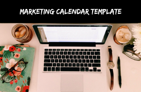 2019 Marketing Calendar Template | THAT Agency