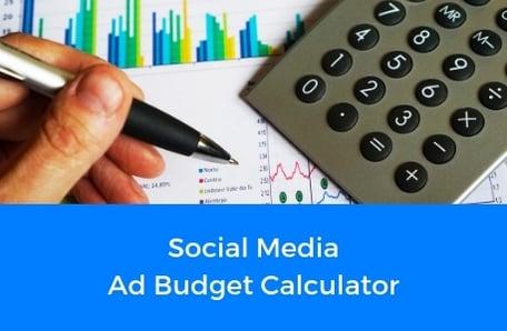 Social Ad Budget Calculator