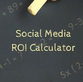Social Media ROI Calculator | THAT Agency