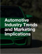 Automotive Trands and Implications | THAT Agency